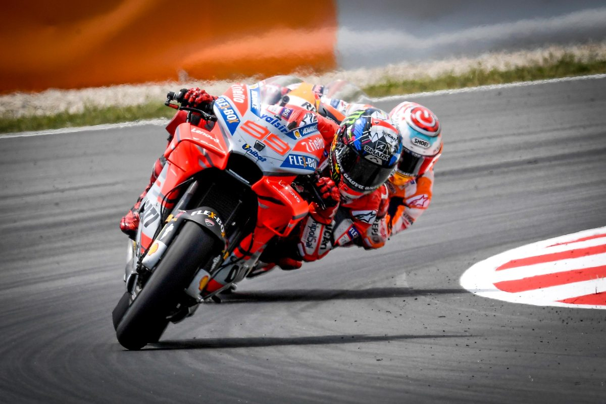 Sunday MotoGP Summary at Catalunya: A War of Attrition, Internal Politics, & Friendship Between Rivals
